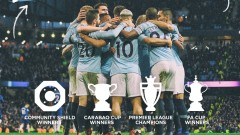 Manchester City z Pucharem Anglii. To czwarte trofeum The Citizens w tym sezonie
