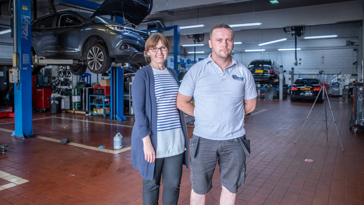 SN Autohaus - Specjalista od Mercedesa, BMW i Audii