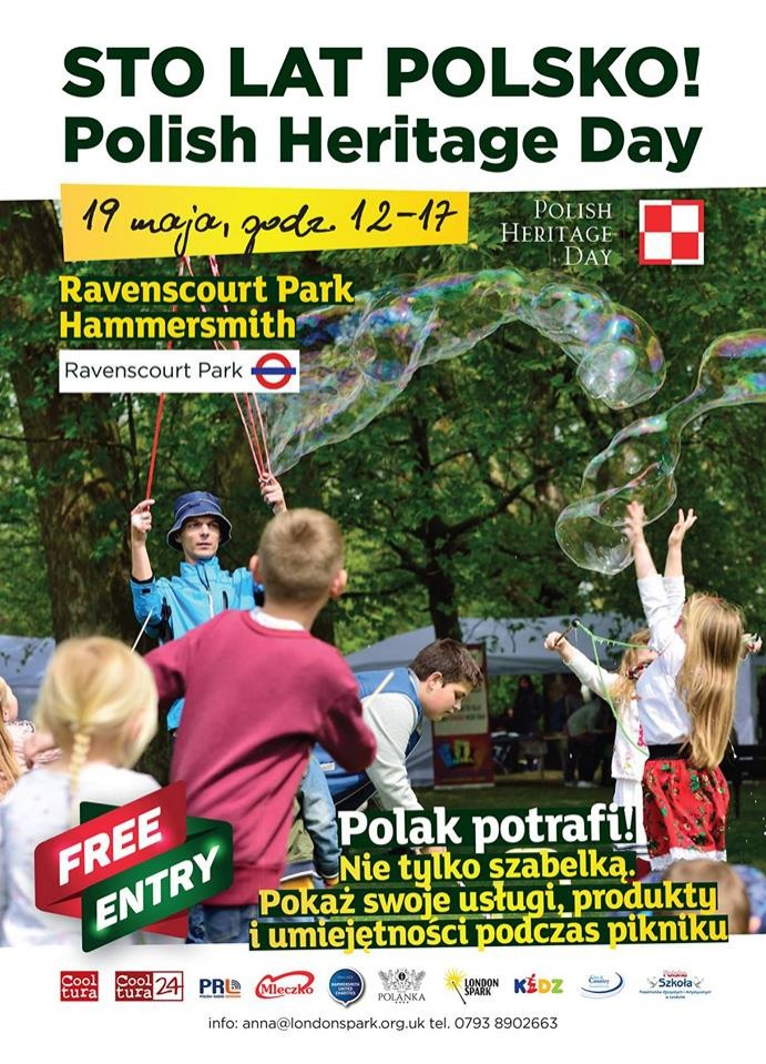 Polish Heritage Day w Ravenscourt Park
